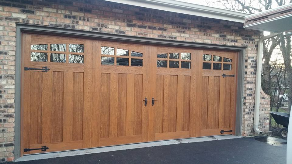 custom garage installation in Barrington, IL